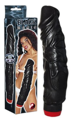 "Vibrator ""Black Magic"""