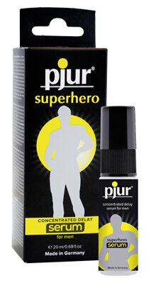 "Sérum ""Pjur-Superhero"" 20ml"