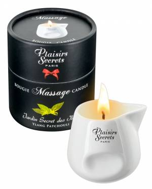 "Sviečka ""Bougie Massage Candle"" - ""Jardin Secret d´Asie"""
