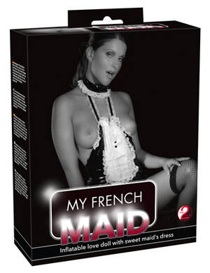 "Bábika ""My French Maid"""