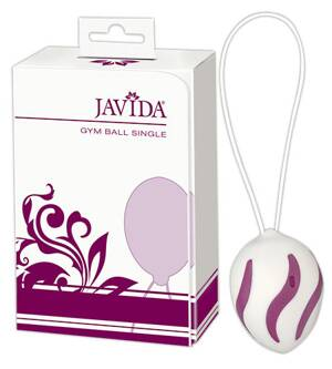 Javida Gym lopta Single